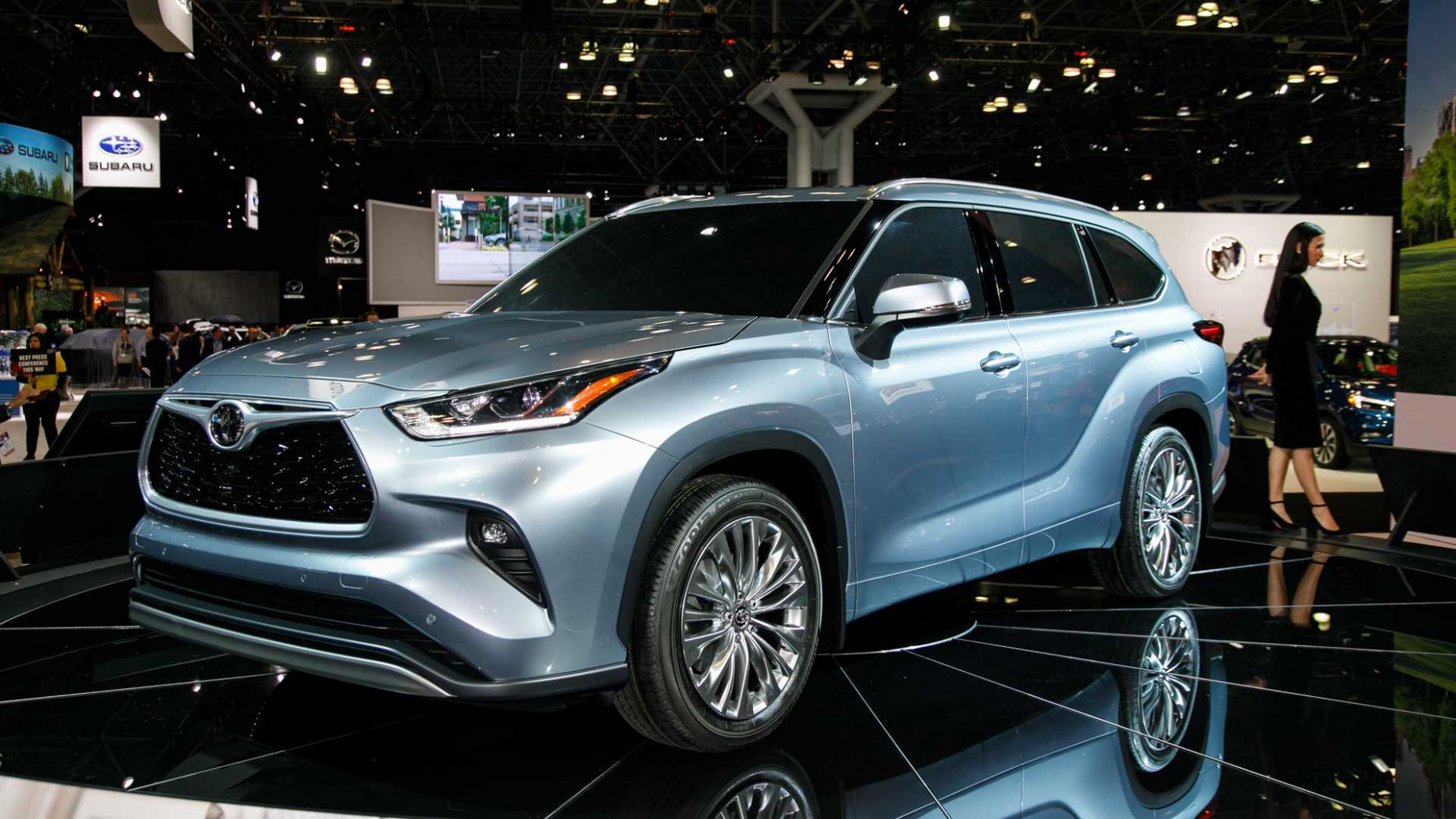Redesign and Concept Will The 2022 Toyota Highlander Be Redesigned