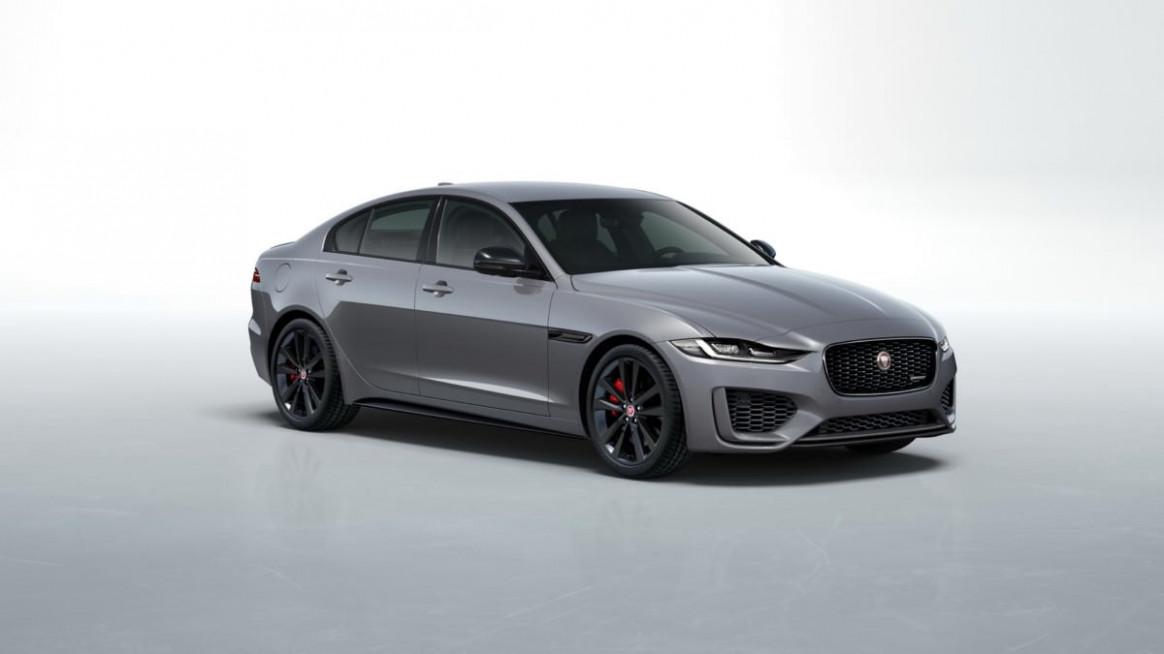 Exterior 2022 All Jaguar Xe Sedan