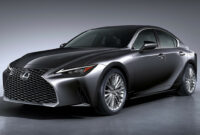 Picture 2022 Lexus Is 250