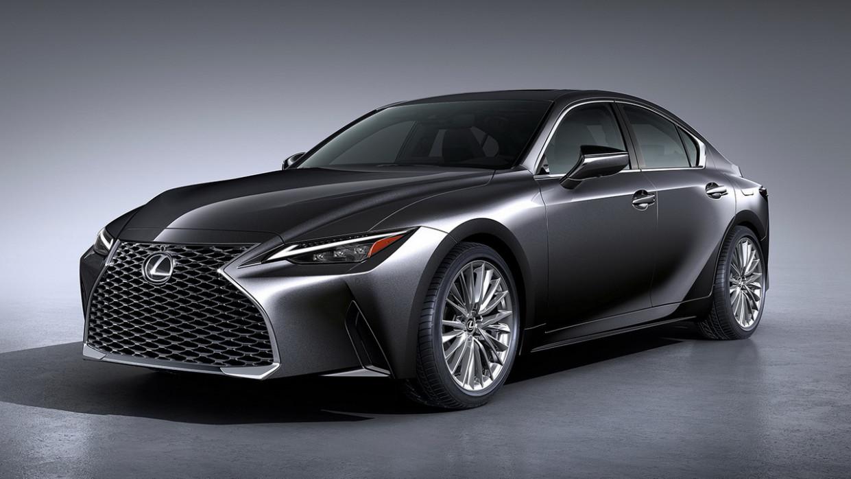 Picture 2022 Lexus Is 250