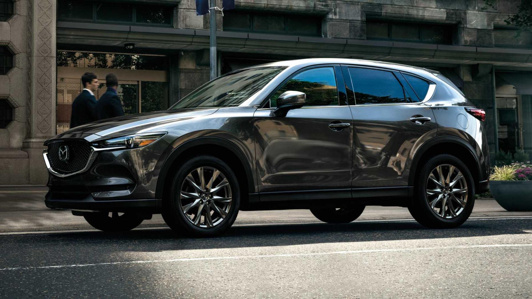 Rumors 2022 Mazda Cx 5
