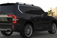 Release Date 2022 Mitsubishi Montero Sport