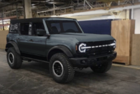 Release Dwayne Johnson Ford Bronco 2022