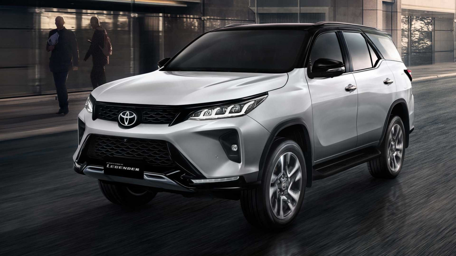 Picture Toyota Fortuner 2022