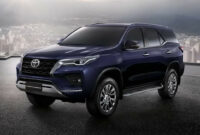New Concept Toyota Fortuner 2022