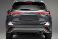 Prices Toyota Highlander Hybrid 2022
