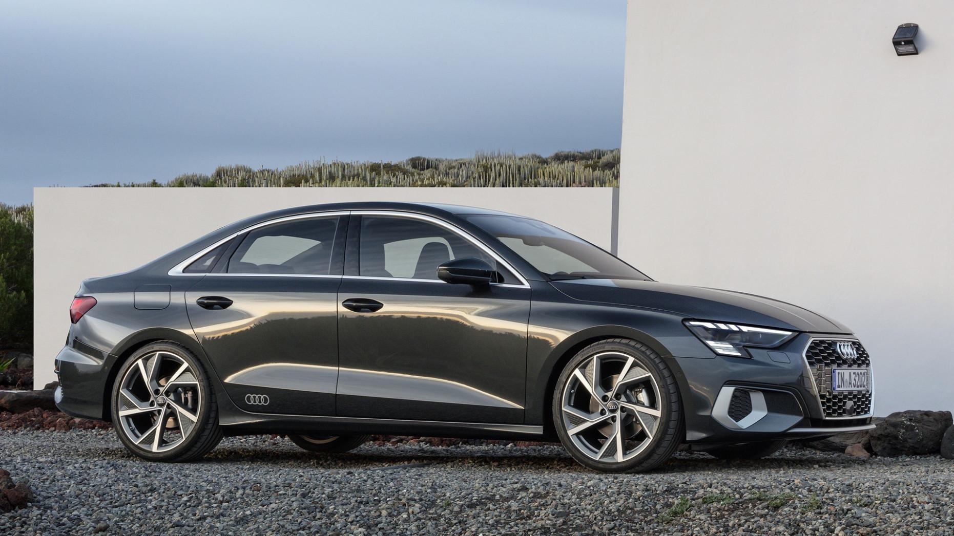 Exterior and Interior 2022 Audi A3