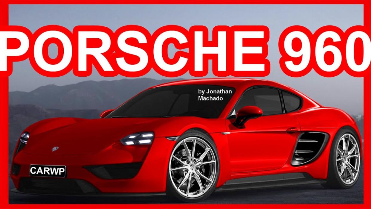 Redesign 2022 Porsche 960