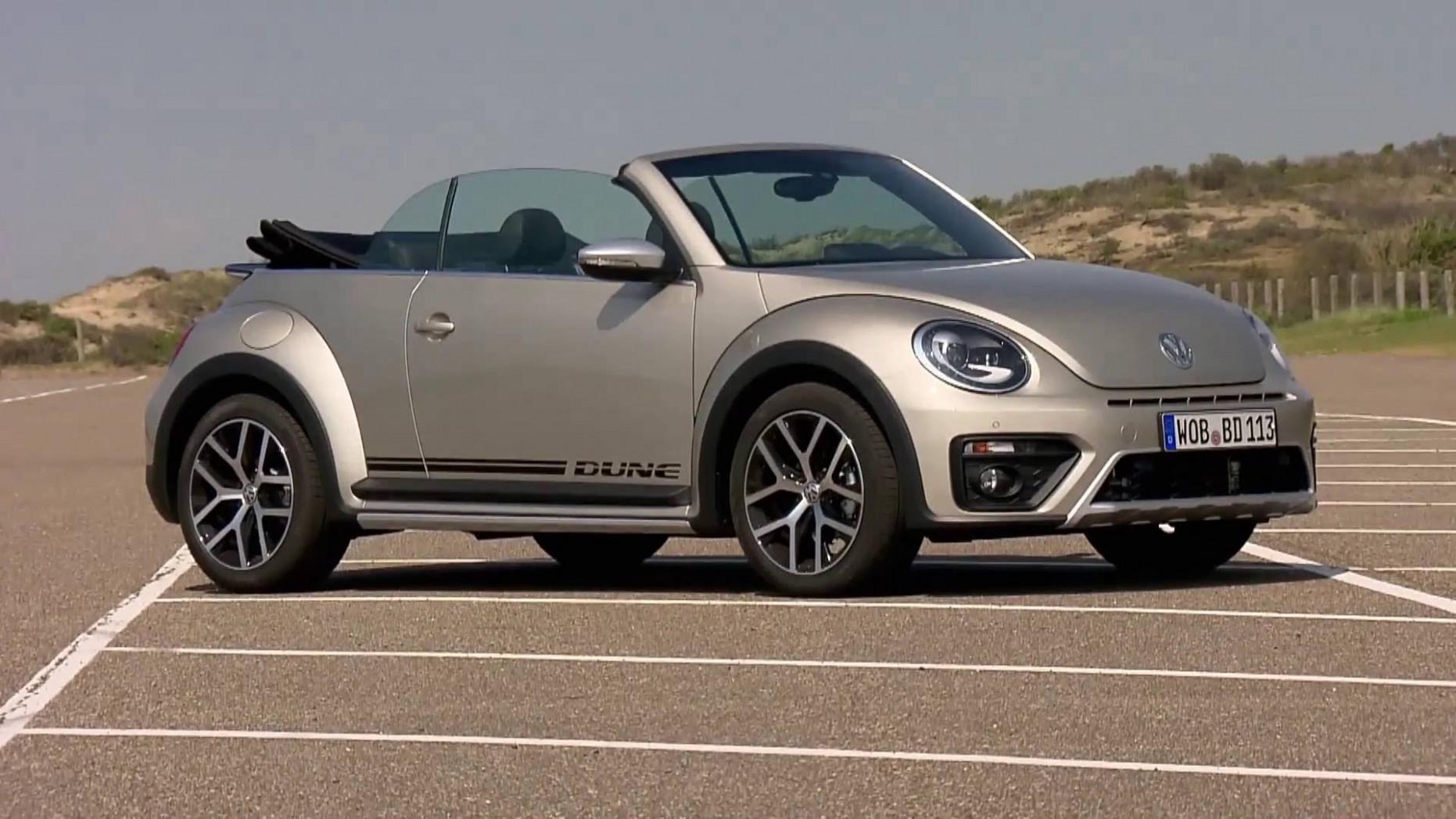 Price, Design and Review 2022 Volkswagen Beetle Dune