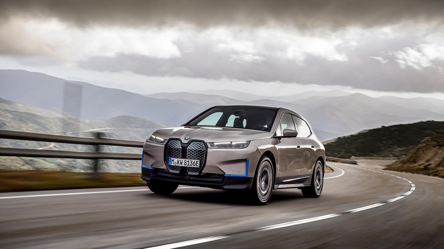 Engine BMW Electric Vehicles 2022