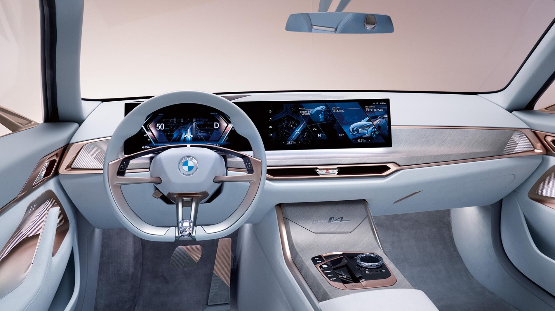 Price BMW I4 2022