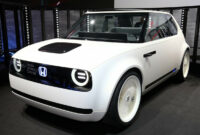 Picture Honda Urban Ev 2022