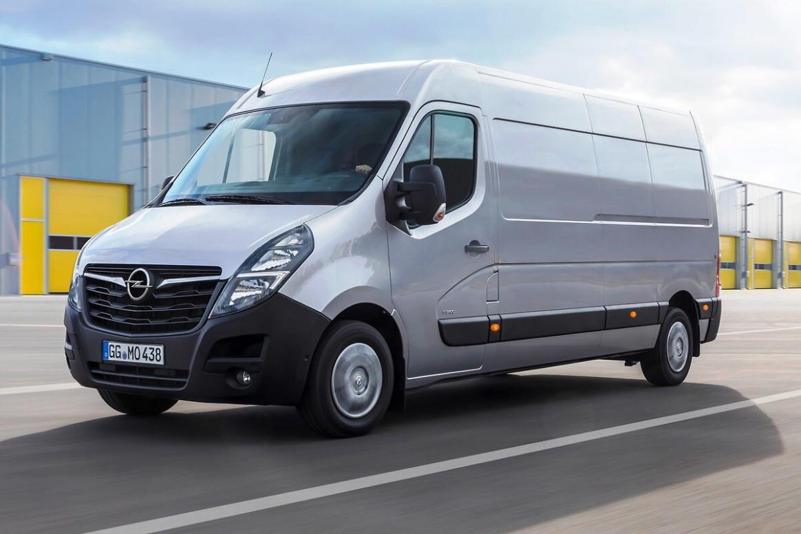 Spesification Opel Movano 2022