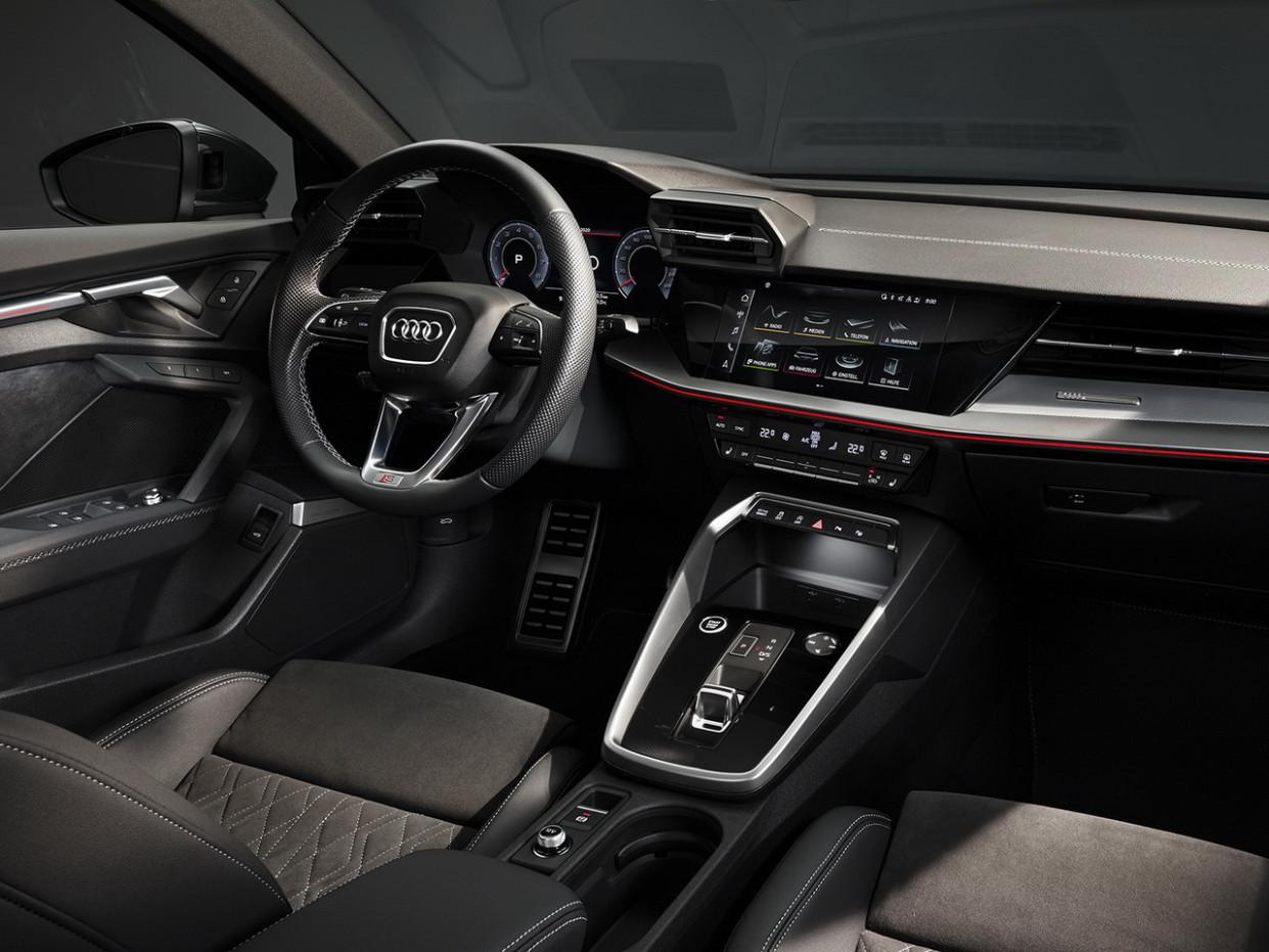 Configurations 2022 Audi A3