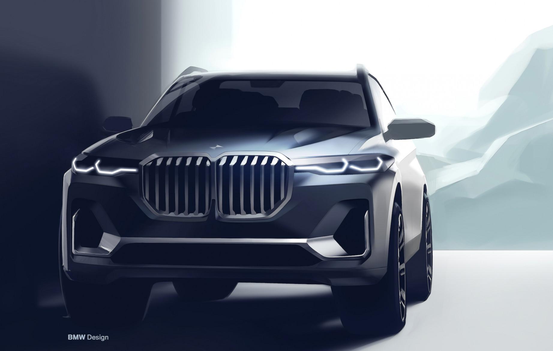 Spesification 2022 BMW X7 Suv Series