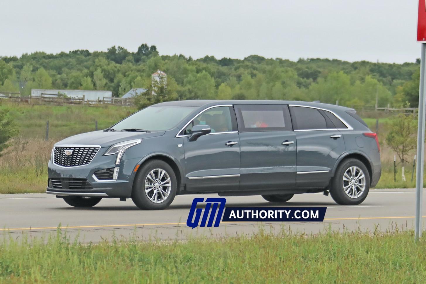 Spesification 2022 Spy Shots Cadillac Xt5