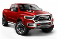 Release Date and Concept 2022 Dodge Dakota