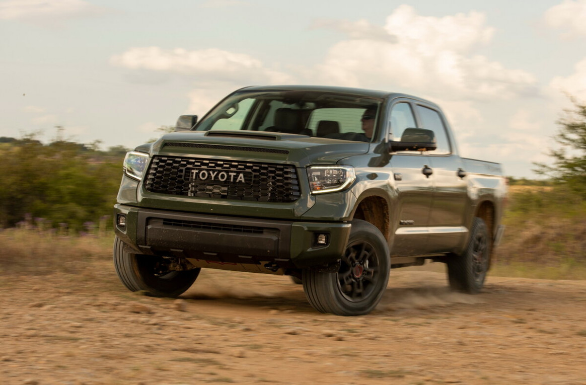 Specs and Review 2022 Toyota Tacoma