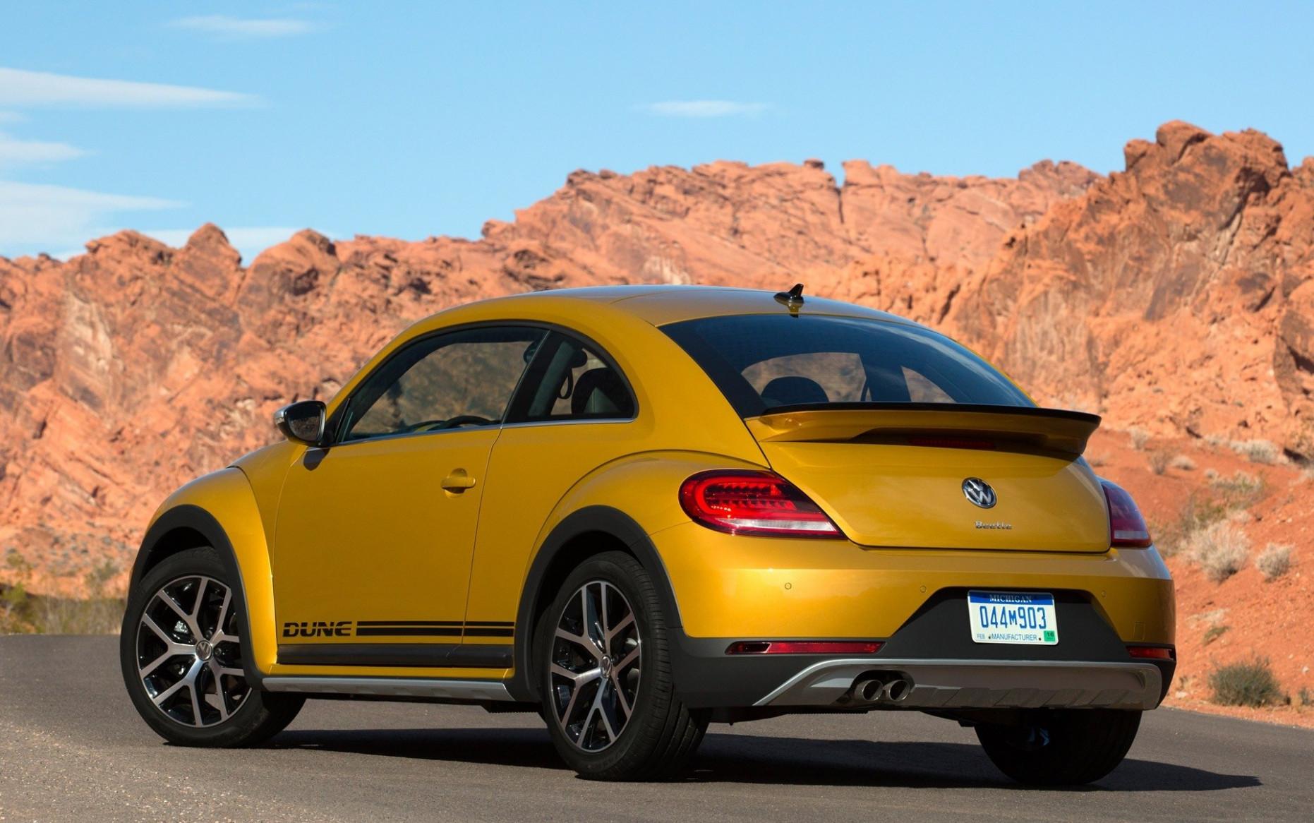 Price and Release date 2022 Volkswagen Beetle Dune
