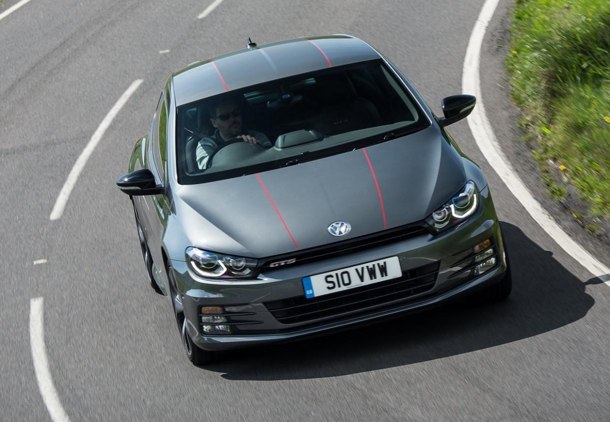 History 2022 Volkswagen Scirocco