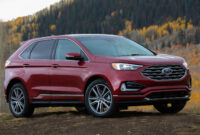 price and release date ford edge new design