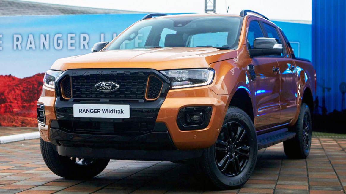 Specs and Review Ford Everest 2022