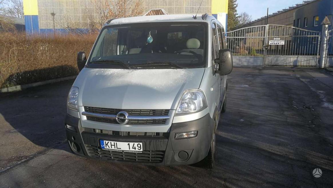 Rumors Opel Movano 2022