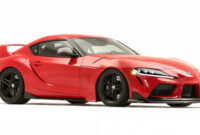 New Review Pictures Of The 2022 Toyota Supra