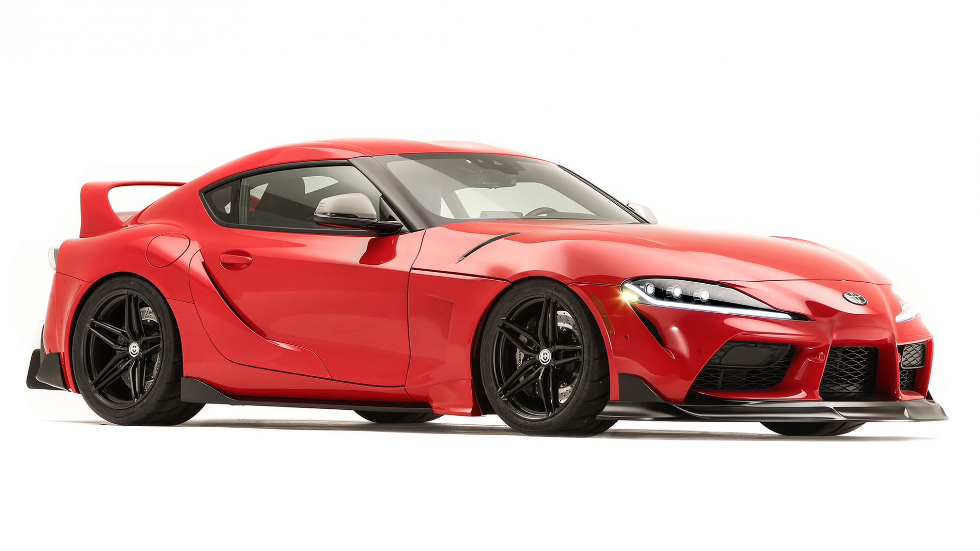 Review Pictures Of The 2022 Toyota Supra