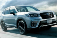 Performance and New Engine Subaru Forester 2022