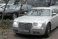 New Concept 2022 Chrysler 300 Srt8