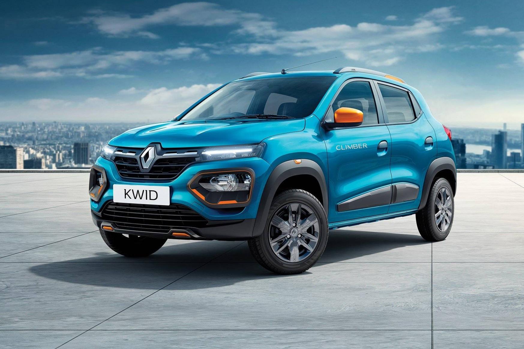 Release 2022 Renault Kwid