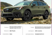 price and review 2022 subaru outback