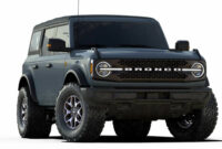 price and review build your own 2022 ford bronco