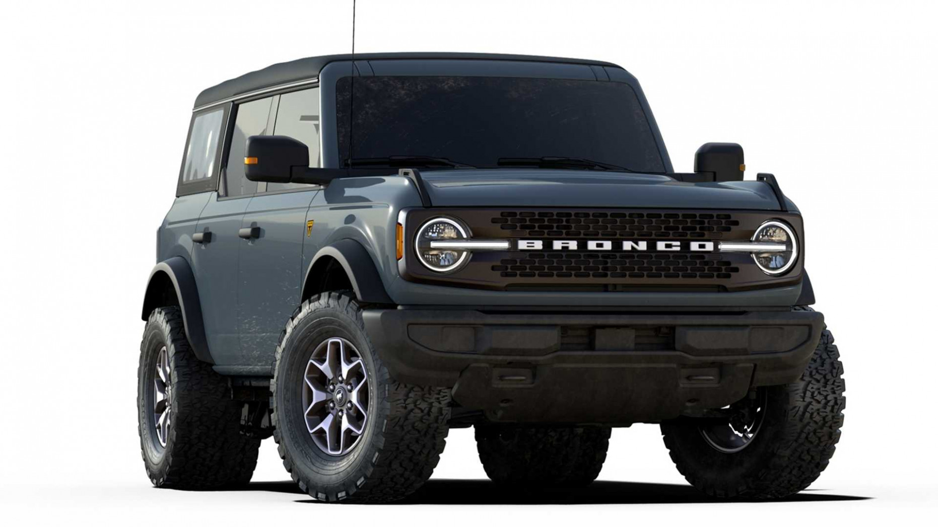 Review Build Your Own 2022 Ford Bronco