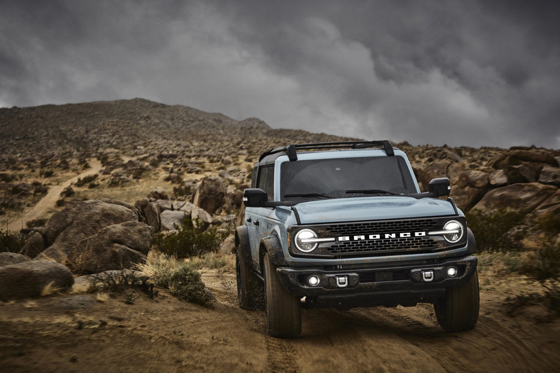 Configurations Build Your Own 2022 Ford Bronco