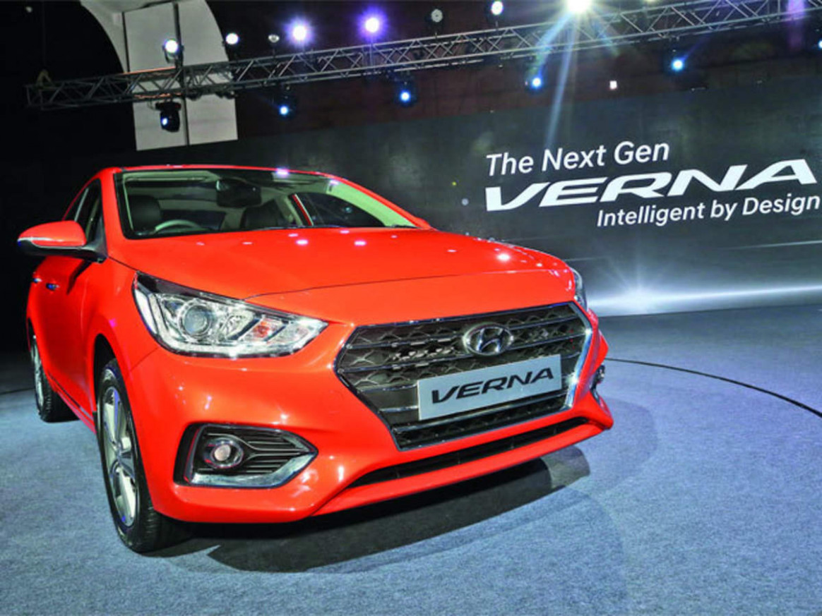 Photos Hyundai Verna 2022 Launch Date