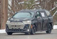 price and review toyota minivan 2022
