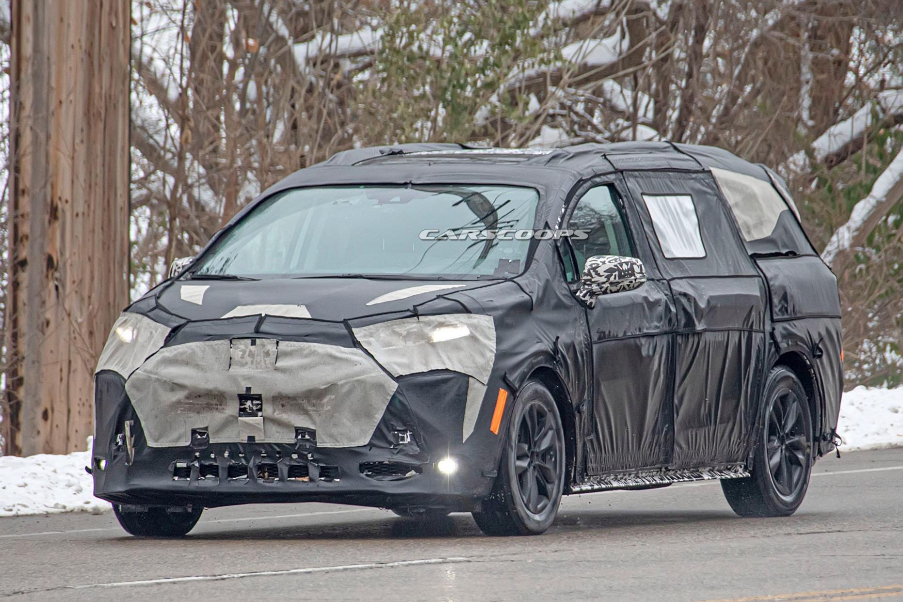 Reviews Toyota Minivan 2022
