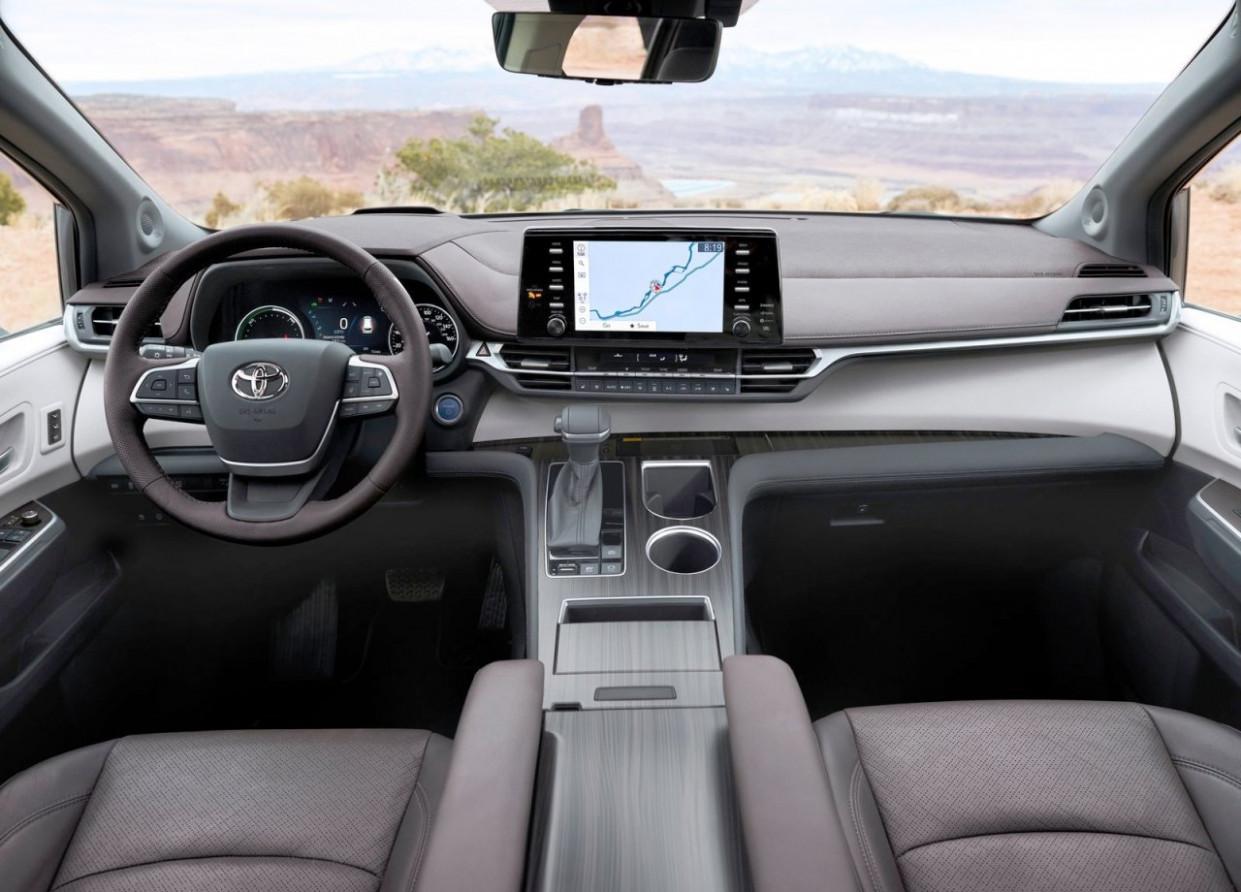 New Review Toyota Minivan 2022