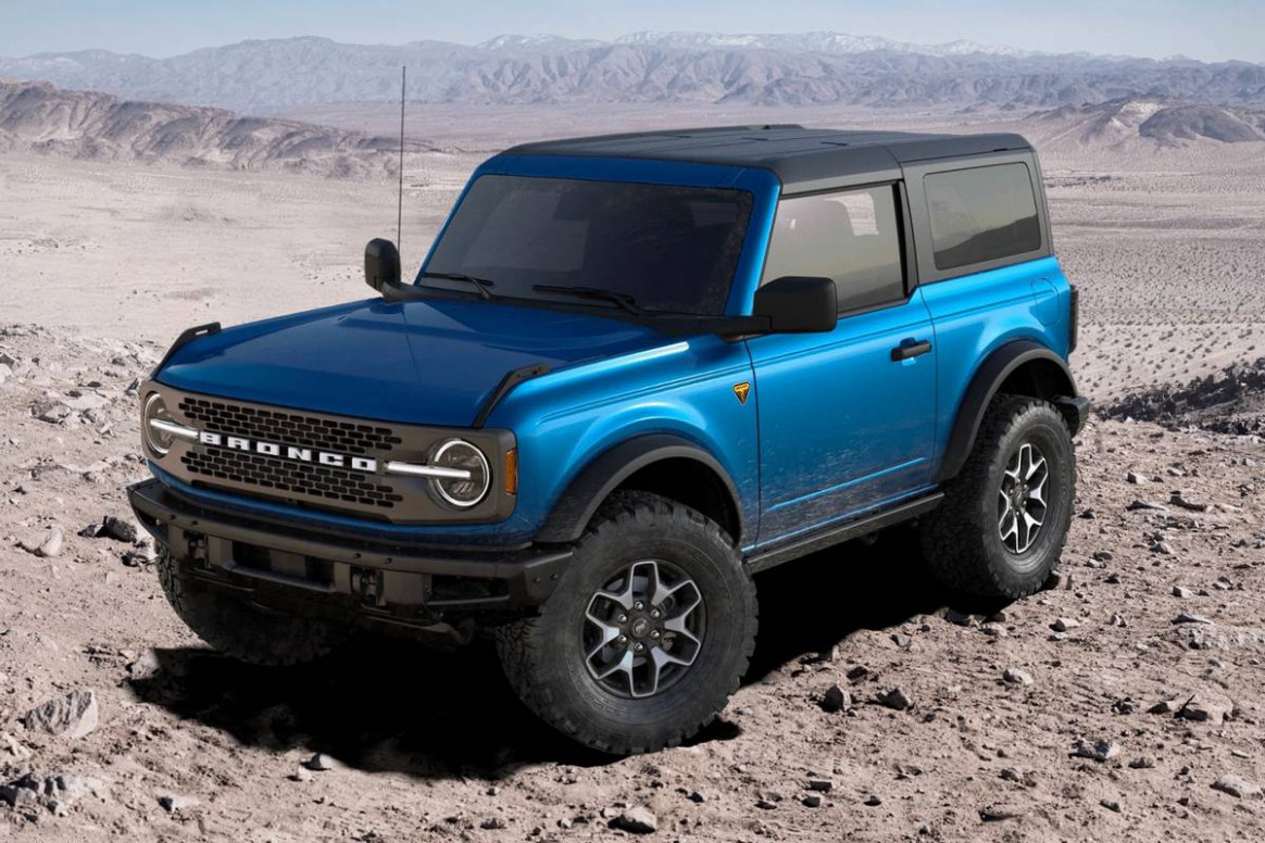 Review and Release date Build Your Own 2022 Ford Bronco