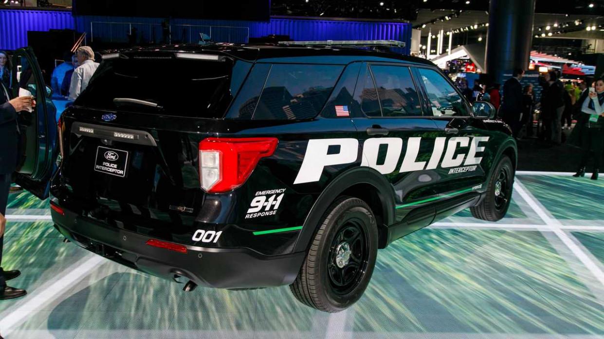 Speed Test 2022 Ford Police Interceptor Utility Specs