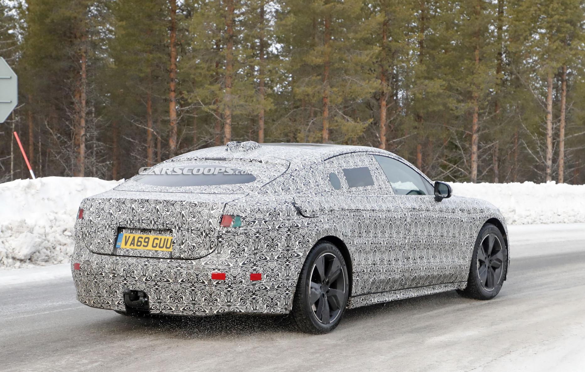 Redesign and Concept 2022 Jaguar XJ