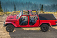 price, design and review 2022 jeep gladiator overall length