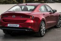 Rumors 2022 Mazda 3 Sedan