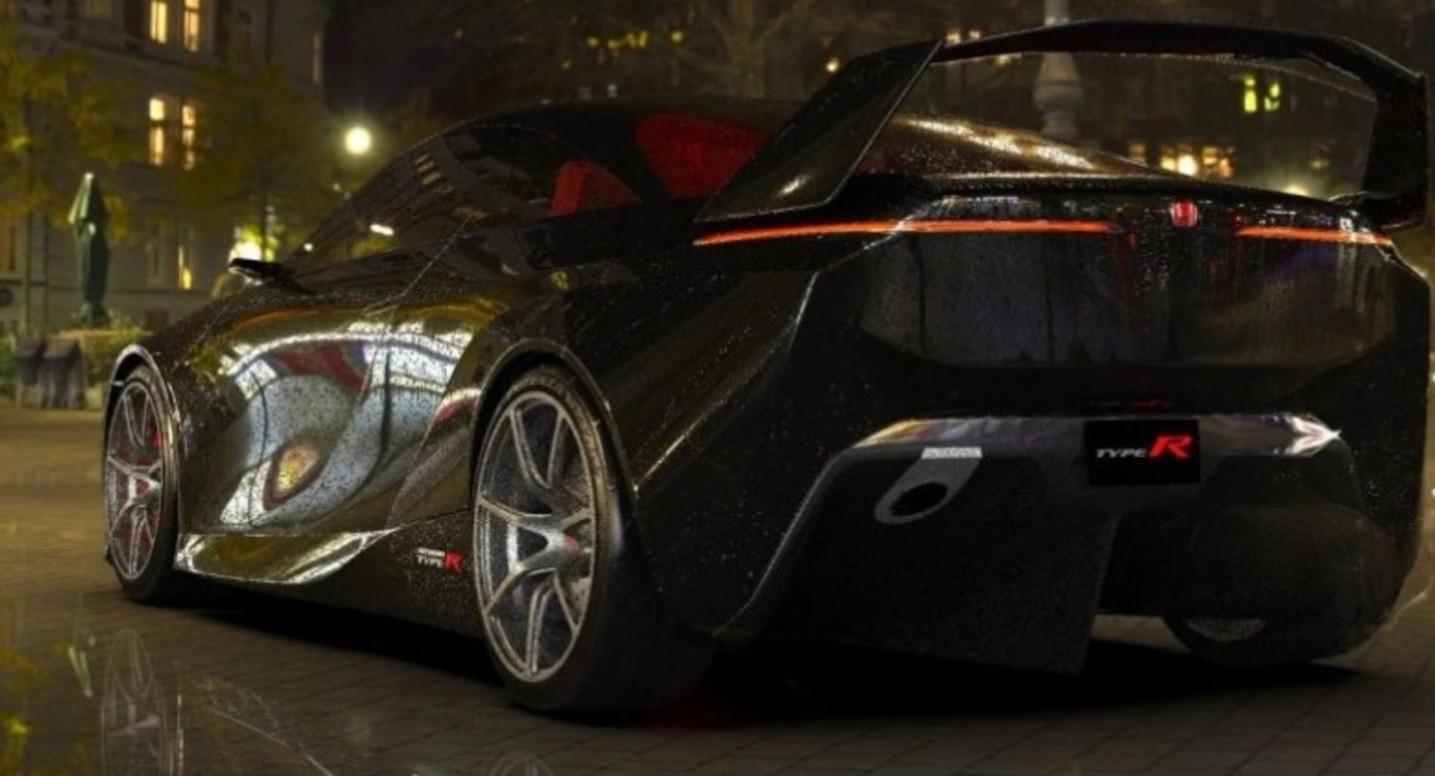 Concept Acura Integra Type R 2022