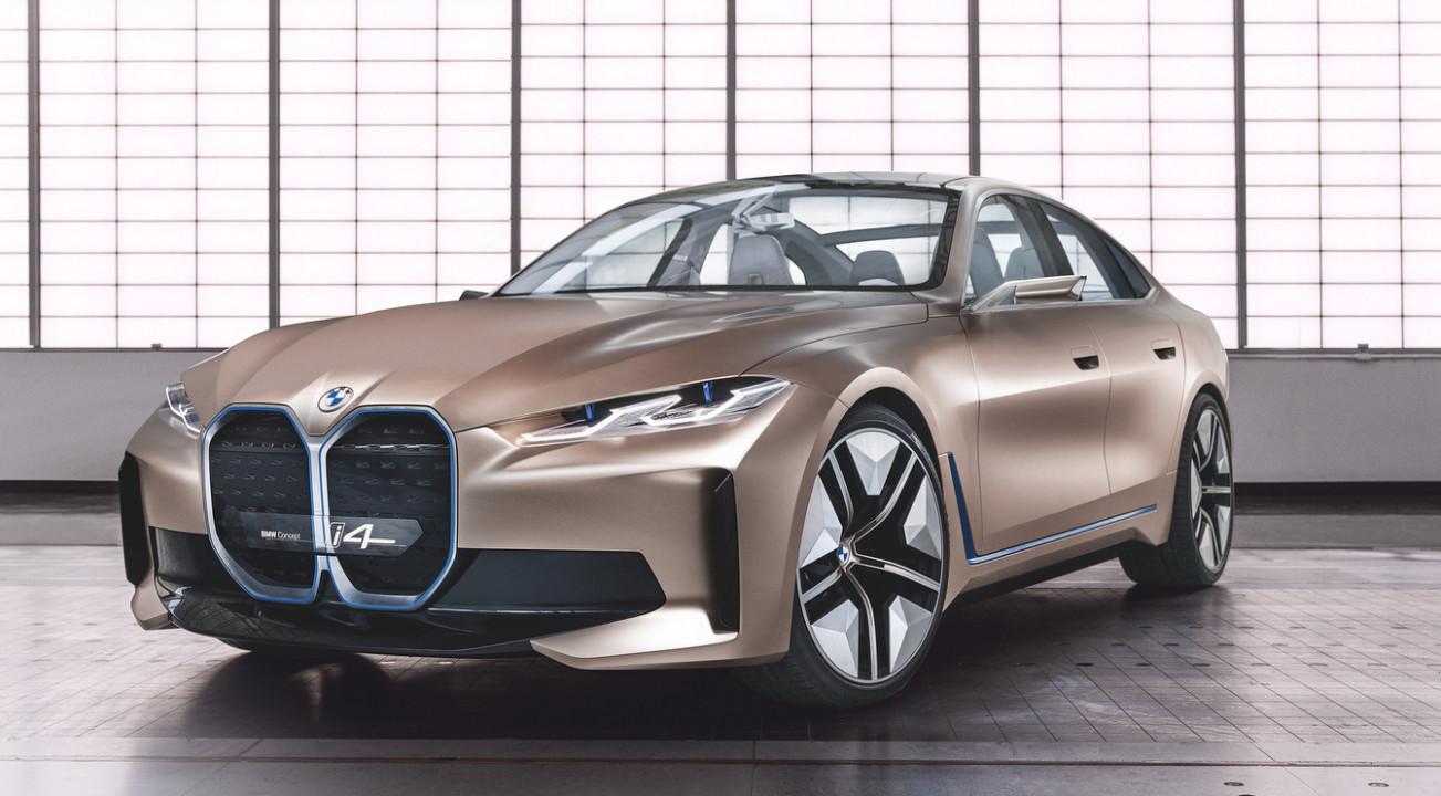 Wallpaper BMW Electric Vehicles 2022