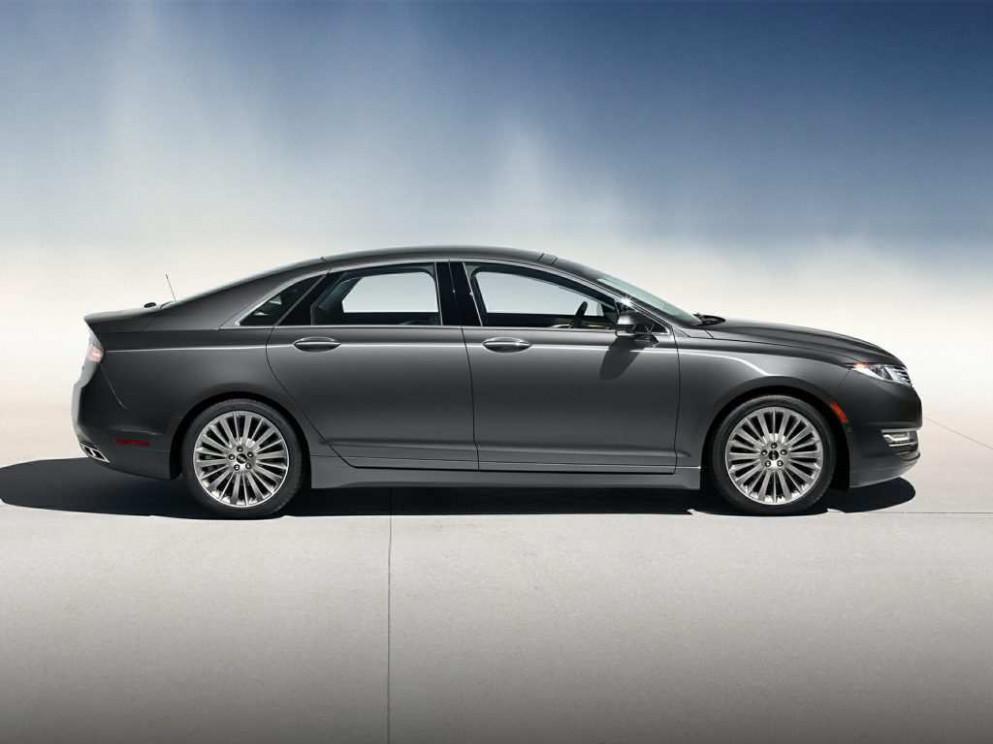 Release Date Spy Shots Lincoln Mkz Sedan