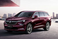 prices 2022 buick enclave