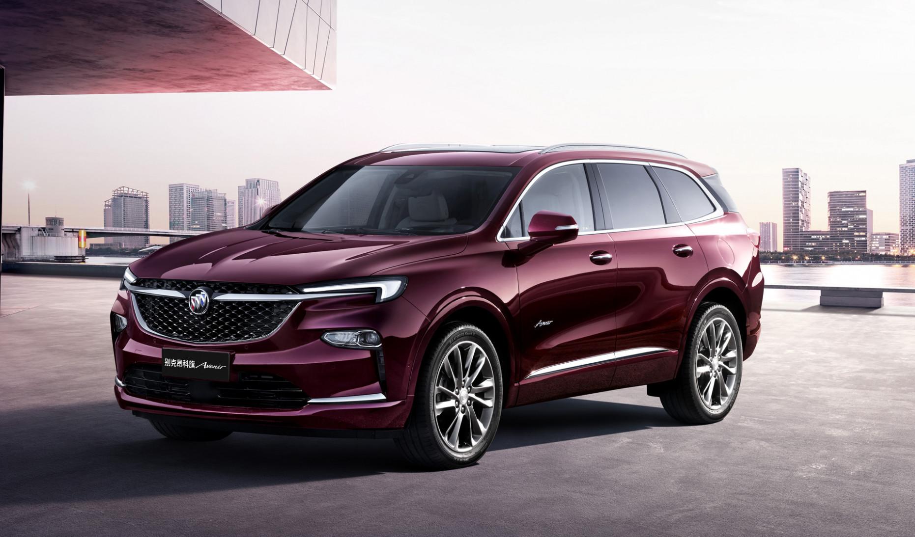 New Concept 2022 Buick Enclave